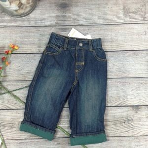Gymboree baby denim